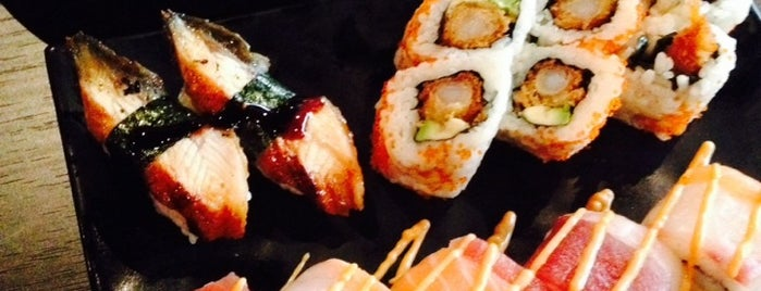 SushiMania is one of BRIGHTON.