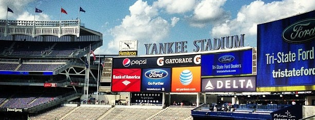 Yankee Stadium is one of New York City's Must-See Attractions.