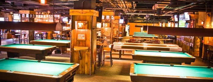Buffalo Billiards is one of DC's favorites.
