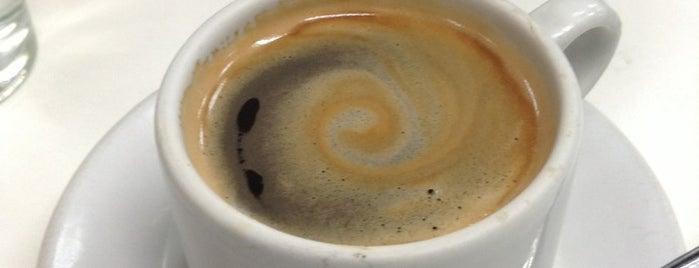 Café Madrid is one of Food.