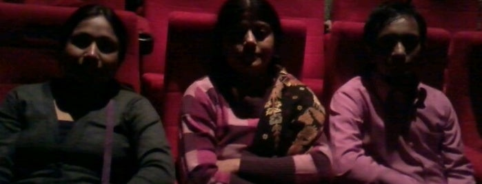 Cinemax is one of Kanpur.