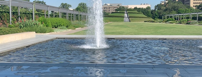 McGovern Centennial Gardens is one of Houston - Tourist.