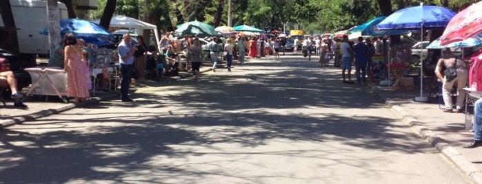 Starokinniy market is one of Top 10 favorites places in Одесса, Ukraine.