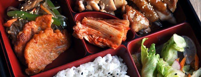 Kimchi is one of Food and more food.
