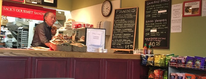 Sacks Gourmet Sandwiches is one of The 15 Best Places for Sandwiches in Bellevue.