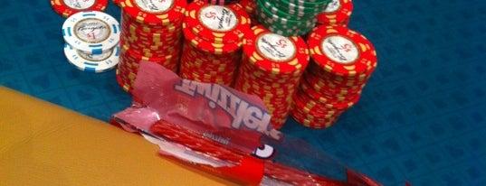 Borgata Poker Room is one of WATER CLUB & BORGATA.