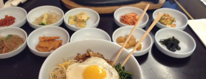 Golden Korean is one of Vegetarian SGF.