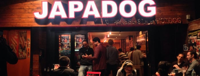 Japadog is one of Food Near the Venues.