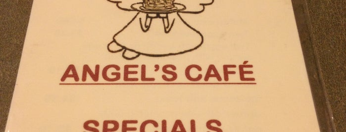 Angel's Cafe is one of Fort Wayne Food.