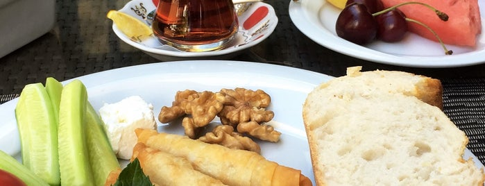 Cafe Fiori is one of Ankara.