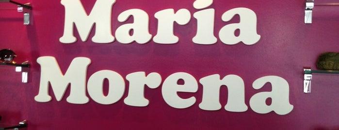 Maria Morena Modas is one of meus lugares.