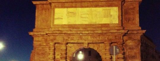 Porta Romana is one of Milano.