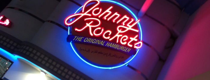 Johnny Rockets is one of Dubai Food 6.