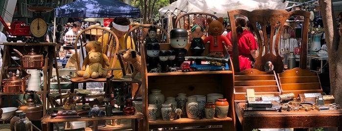 Oedo Antique Market is one of Japan - Tokyo.