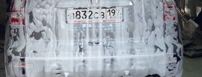 Автосервис на Ярославском шоссе is one of Танки грязи не боятся?.