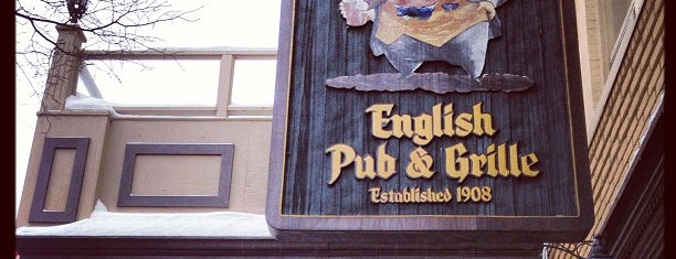 Winston's English Pub & Grill is one of Must-visit Pubs in Saskatoon.