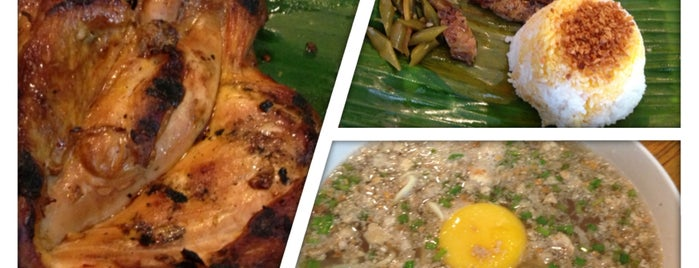 JT's Manukan Grille is one of dine in.