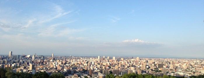 Asahiyama Kinen Park is one of 楽.