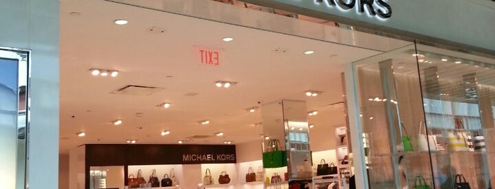 Michael Kors is one of Square One.
