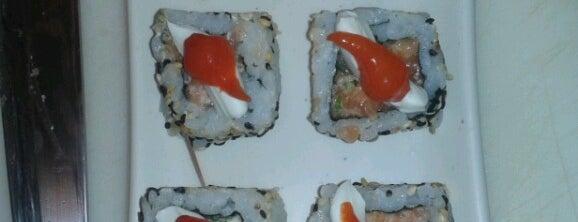 Nipô Sushi is one of Japoneses • Florianópolis.