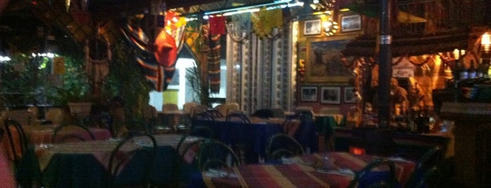 Rosa's Cantina is one of Alg.