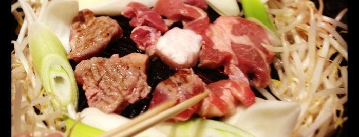 さっぽろ ジンギスカン 金の羊 is one of Top picks for Restaurants.