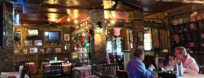 Bubba's Roadhouse & Saloon is one of Cape Coral restaurants.