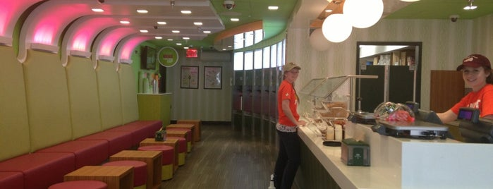 16 Handles is one of Hang out for coffee, tea or ice cream in Summit NJ.