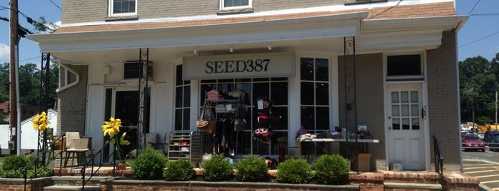 Seed387 is one of In-Store Raffles, Activities, Refreshments.
