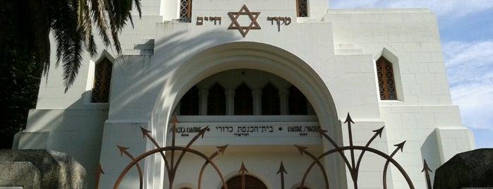 Sinagoga Kadoorie is one of Lazer & Passeios (Grande Porto).