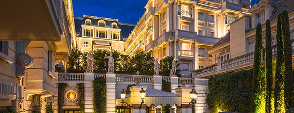 Hotel Metropole Monte-Carlo is one of Bucket List Places.