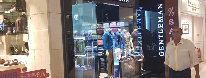 Gentleman is one of Flamboyant Shopping Center.