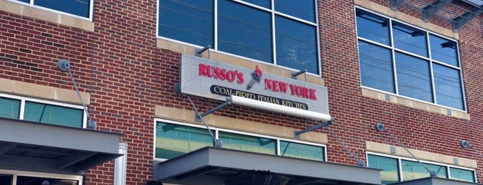 Russo's Coal-Fired Italian Kitchen is one of Favorites.