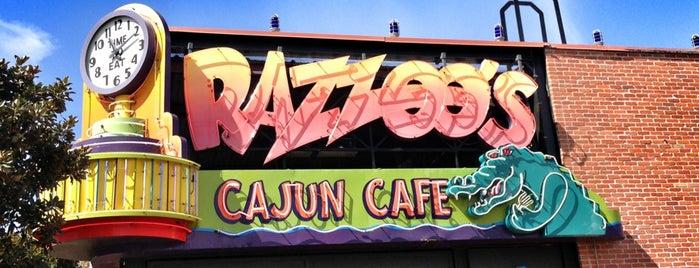 Razzoo's Cajun Cafe is one of Restaurant.