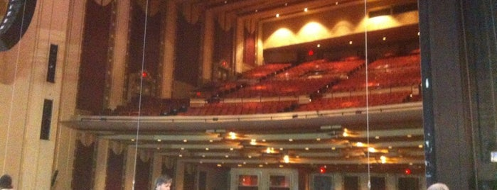 Adler Theatre is one of Places to go.
