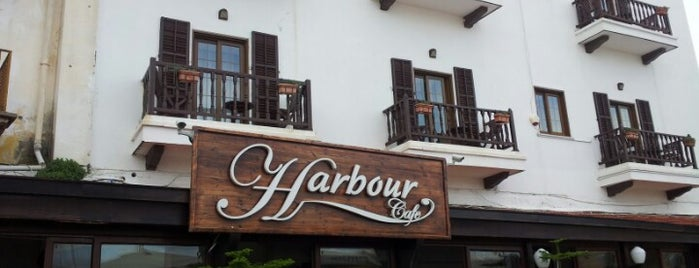 Harbour Cafe is one of Girne.