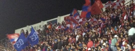 Estadio Mario Camposeco (EMC) is one of Events To Visit....
