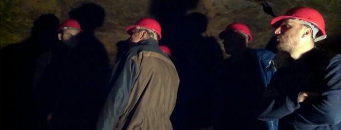 Štola Halíře is one of Doly, lomy, jeskyně (CZ).