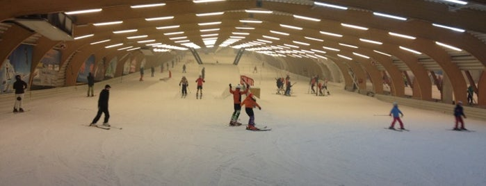 Ice Mountain is one of Places to be in Lille.
