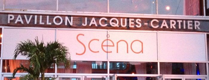 Scena is one of Best Terrasses in Montreal.