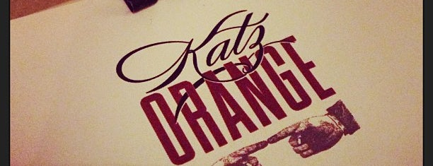 Katz Orange is one of Berlin.