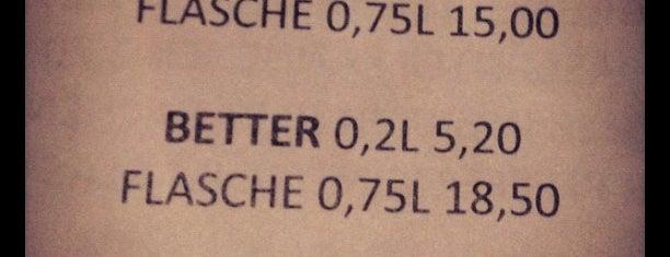 Toca Rouge is one of Berlin Restaurants.