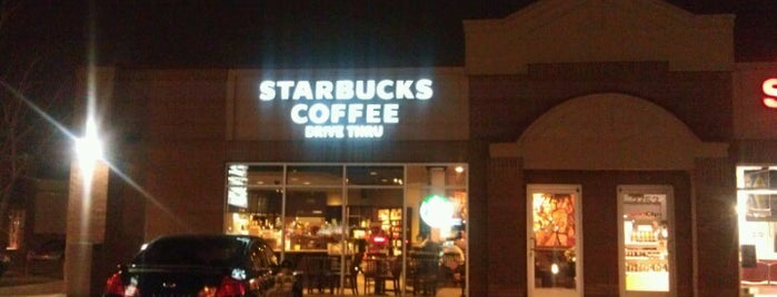 Starbucks is one of Must-visit Food in Grand Rapids.