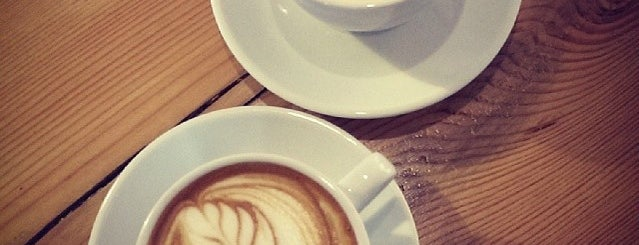 Machhörndl Kaffee is one of #ThirdWaveWichteln Coffee Places.