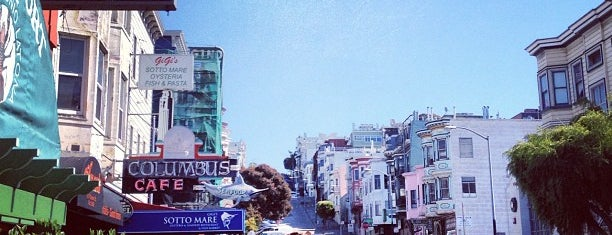 North Beach is one of San Francisco.