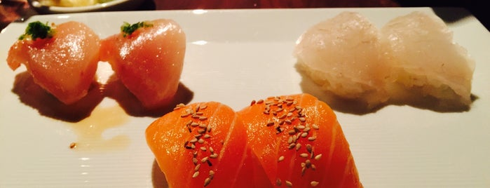 Sugarfish is one of The 13 Best Places for Sushi in the Flatiron District, New York.