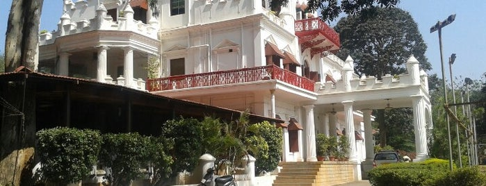 Jayamahal Palace Hotel is one of Khaana Peena in Bengaluru.