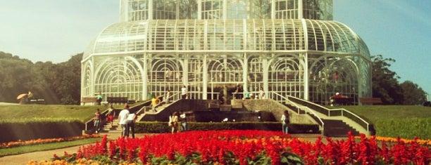 Jardim Botânico is one of Guide to Curitiba's best spots.