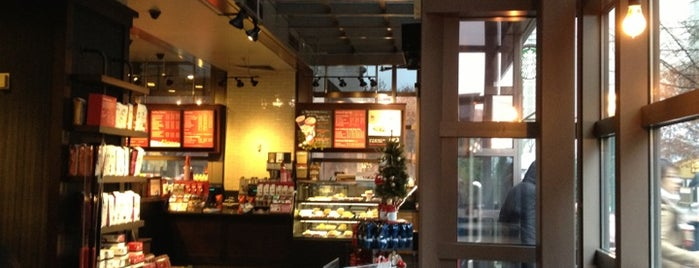 Starbucks is one of The 15 Best Places for Beets in Bellevue.
