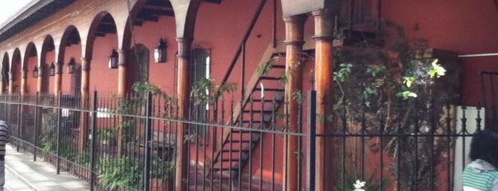 Museo de Santiago Casa Colorada is one of Centro Historico de Santiago.